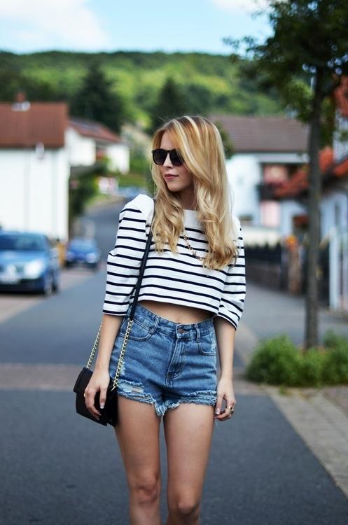 denim shorts1