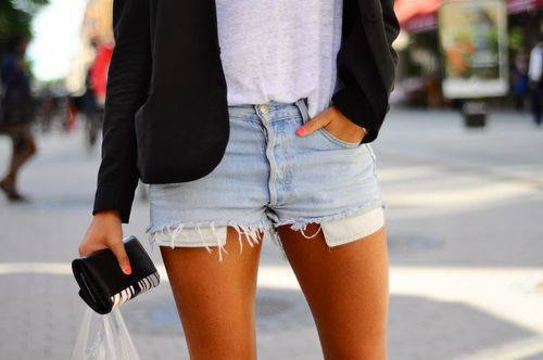 denim shorts2