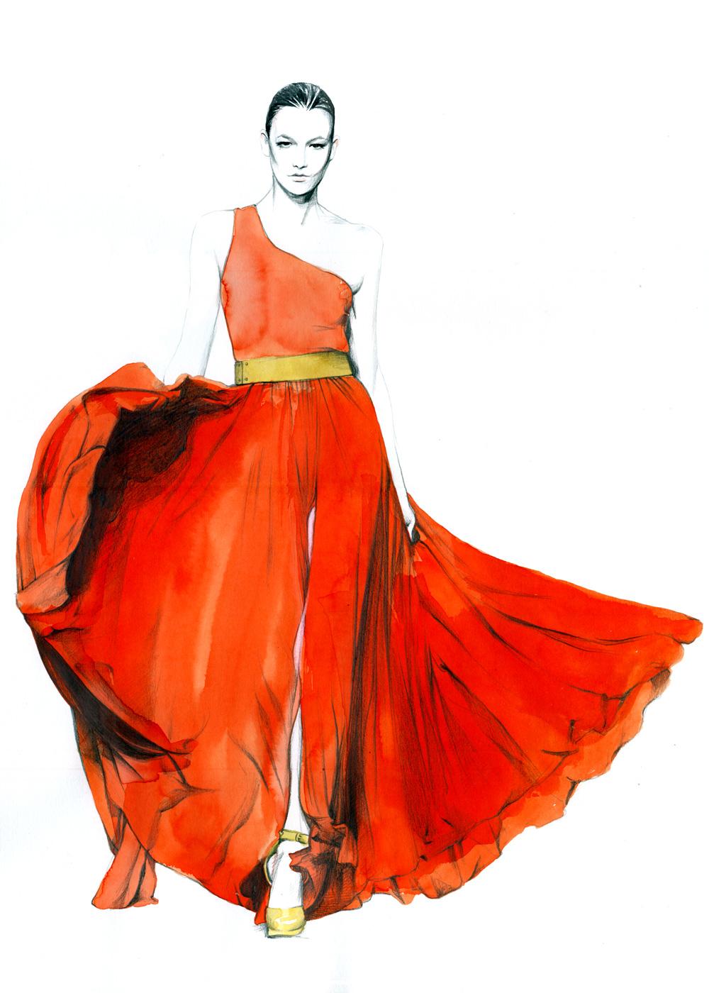 Fashion Illustrations fashion illustr...