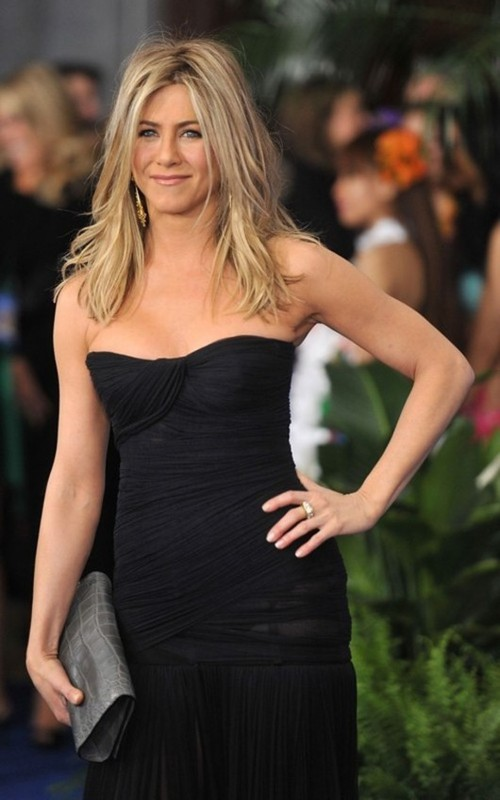 Just The Essentials Celebrating The Pre K Graduate With A: Girl Crush: Jennifer Aniston
