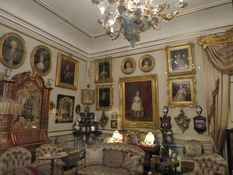 Amalienborg Interior Amalienborg Palace | C...