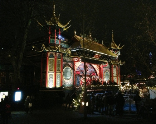 Tivoli - Chinese Stage