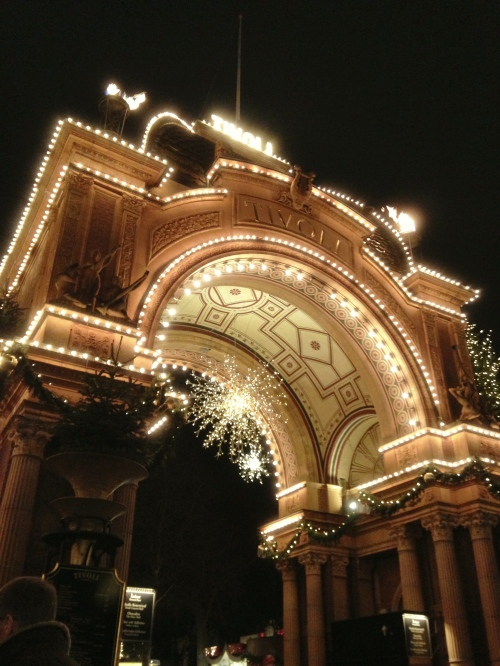 Tivoli entrance
